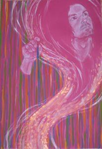 Pink, Malerei, Magie,