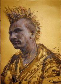 Punk, Malerei