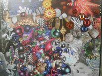 Collage, Outsider art, Mischtechnik