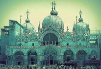San marco, Outsider art, Venedig, Basilika