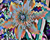 Blüte, Outsider art, Fotografie, Konzept