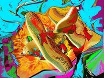 Outsider art, Fotografie, Konzept, Fliegen