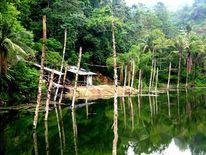 Mindanao, Outsider art, Teich, Fotografie