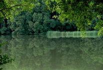 Teltow, Ufer, Krumme lanke, Fläming
