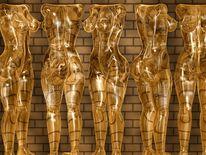 Quintet, Reflex, Körperformen, Rund