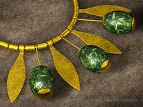 Design, Blätter, Gunter langer, Lacedaemonius