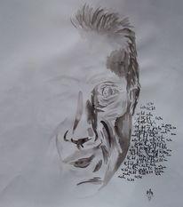 Gesicht, Augen, Portrait, Zeichnungen