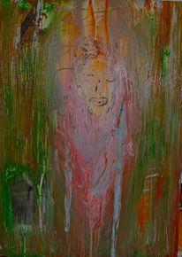 Malerei, Abstrakt, Schönheit