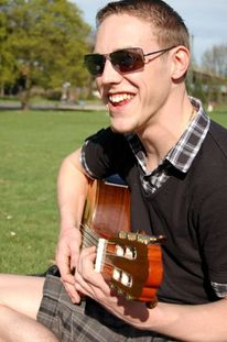 Musik, Gitarre, Menschen