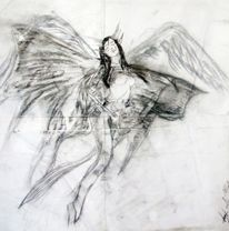 Malerei, Angel