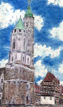 Gothic, Niedersachsen, Gotik, Fachwerk