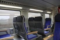 Waggon, Zug, Personenverkehr, Reise