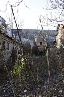 Spuk, Geisterhaus, Haus der verdammten, Horror