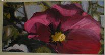 Blüte, Blumen, Malerei, Pflanzen