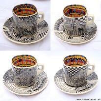 Tasse, Malen, Häferl, Espressotasse