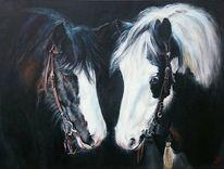 Portrait, Pferde, Basteln, Pferdekopf