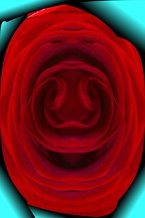 Digitale kunst, Rose