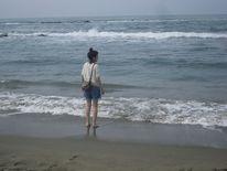 Strand, Fotografie, Menschen, Italien