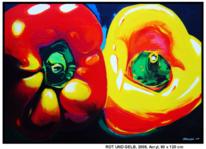 Hamburg, Acrylmalerei, Kunstdrucke, Deutschland