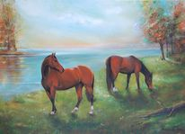 Malerei, Frieden
