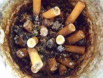 Lungenkrebs, Zigarette, Ekelhaft, Fotografie