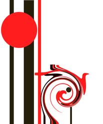 Weiß, Rot schwarz, Früh, Hühnerhof
