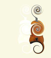 Licht, Saite, Instrument, Geige