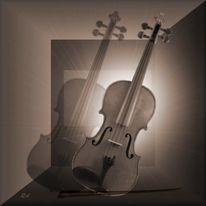 Teamwork, Stimme, Viola da braccio, Geige