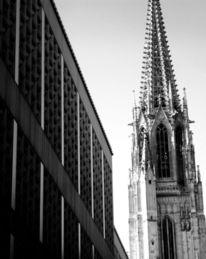 Fotografie, Architektur, Dom, Regensburg