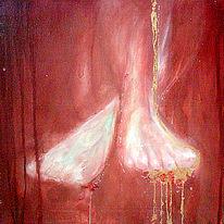 Flügel, Annäherung, Malerei, Allegorien
