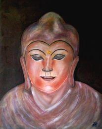 Buda, Malerei