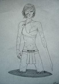 Manga, Zeichnungen