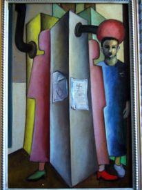 Malerei, Spiegel