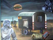Malerei, 2000,