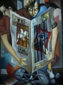 Malerei, Politik