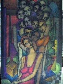 Malerei, Liebe, Politik