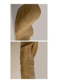 Skulptur, Plastik, Braunschweig, Holz