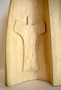 Holz, Moderne kunst, Holzskulpturen, Holzbildhauer