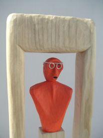 Braunschweig, Abstrakt, Modern, Holz