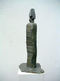 Holzskulptur, Skulptur, Plastiken, Holzskulpturen