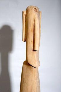 Braunschweig, Holz, Skulptur, Plastiken