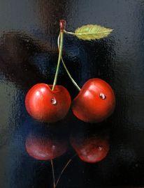 Stillleben, Ölmalerei, Realismus, Malerei