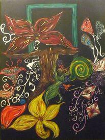 Kraft, Venezuela, Sehnsucht, Blumen