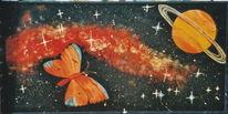 Ufo, Malerei