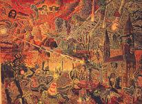 Meteor, Doomsday, Kirche, Atombombe