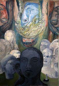 Schwestern, Malerei, Memoiren