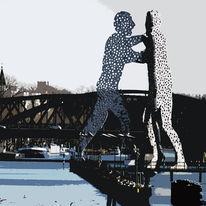 Berlin, Lifestyle, Grafik, Moderne kunst