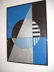 Kreis, Malerei, Dreieck