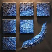 Quadrat, Kreis, Malerei