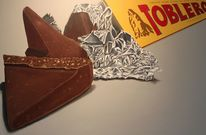 L'œil, Schokolade, Realismus, Toblerone